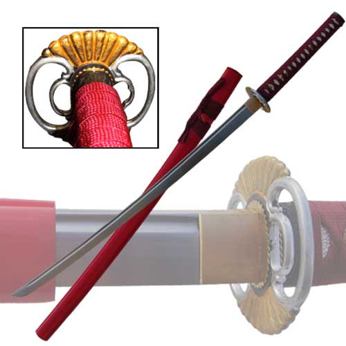 Blood Groove Hand Made Katana