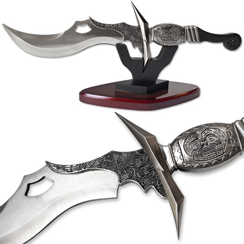 Mythic Dawn Skyrim Dagger Dark Arts Elder Scrolls Knife Replica