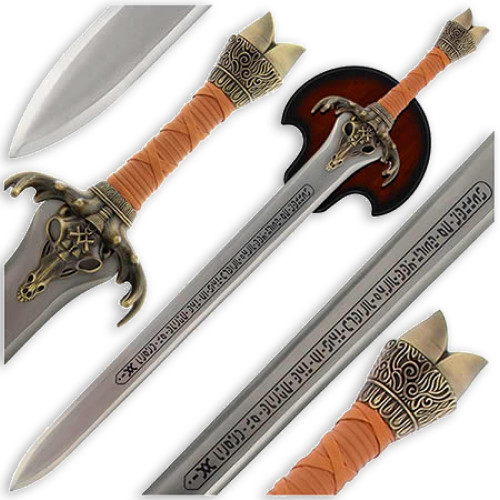 Conan Father's Sword