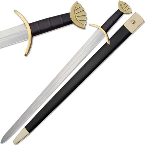 Ulfberht Lobed Viking Sword