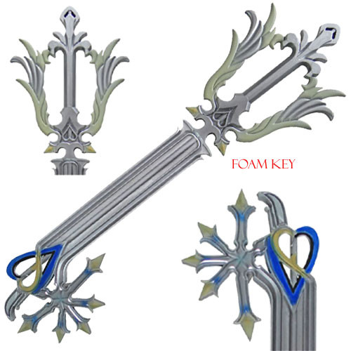 Kingdom Hearts Keyblade FOAM Honor Magic