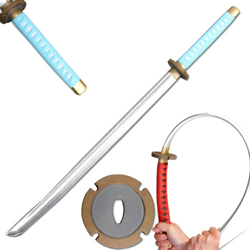 Sparkfoam Anime Foam Sword Light Blue