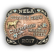 The Magnolia Trophy Buckle