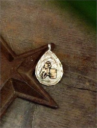 BARREL RACING PENDANT