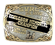 The Pampa Trophy Buckle
