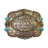 The Sterling Trophy Buckle