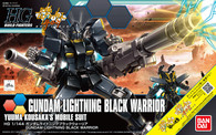 #061 Gundam Lightning Black Warrior (HGBF) **PRE-ORDER**