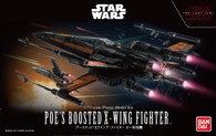 Poe's BOOSTED X-Wing Fighter (Star Wars) **PRE-ORDER**