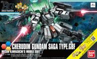 #064 Cherudim Gundam [Saga Type] (HGBF)