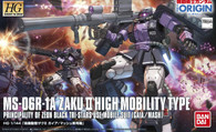#003 Zaku II Ortega`s Custom High Mobility Type [THE ORIGIN] (HG)