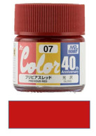 Mr. Color [40th anniversary]  Previous Red (AVC07) **PRE-ORDER**