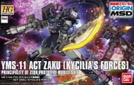 #020 Act Zaku (Kycilia's Forces) [The Origin] (HG)