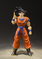 S.H. Figuarts Son Goku [A Saiyan Raised On Earth Ver.] (Dragon Ball Z) **PRE-ORDER**