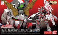 Unicorn Gundam [Ver. Bande Dessinee] (RG) /LIMITED\
