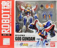 #168 G [God] Gundam (Robot Spirits)
