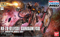 Gundam {FSD} [THE ORIGIN] (HG)