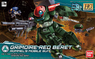 #003 Grimoire Red Beret (HGBD)