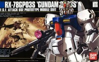 #025 GP03S Gundam GP03 {STAMEN} (HGUC)