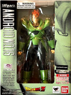 S.H.Figuarts Android 16 (Dragon Ball Z)