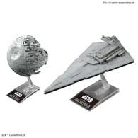 Death Star II & Star Destroyer (Star Wars) **PRE-ORDER**