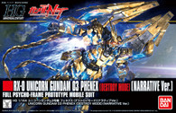 #213 Unicorn Gundam 03 Phenex Destroy Mode [NT. Ver] (HGUC)