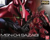 #029 Sazabi  (RG) **PRE-ORDER**