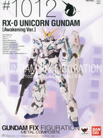 Unicorn Gundam [Destroy Mode] (Gundam Fix Figuration Metal Composite)