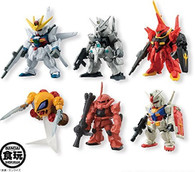 FW Gundam Converge #16 (6pc)