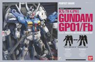 RX-78 GP01/Fb Gundam (PG)