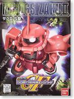 BB #231 Char's Zaku II (SD)