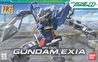 #001 Gundam Exia (00 HG)