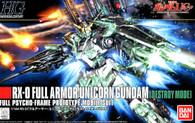 #178 Full Armor Unicorn Gundam [Destroy Mode] (HGUC)