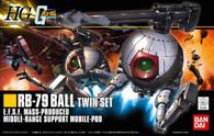 #114 Ball Twin Set (HGUC)