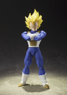 S.H.Figuarts Super Saiyan Vegeta (Dragon Ball)
