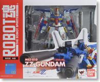 #133 ZZ Gundam (Robot Spirits)