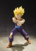 P-BANDAI Web Tamashii Exclusive S.H.Figuarts Super Saiyan Son Gohan (Dragon Ball)