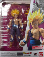 S.H.Figuarts Super Saiyan Son Gohan (Dragon Ball Z) /P-BANDAI Web Tamashii Exclusive \