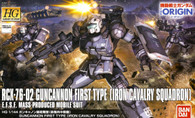 #011 Guncannon First Type {Iron Cavalry Company} [The Origin] (HG)