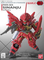 #013 Sinanju Gundam EX-Standard (SD)
