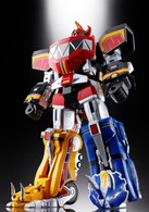 Megazord {Mighty Morphin Power Rangers / Zyuranger} [GX-72] (Soul of Chogokin)