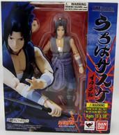 S.H. Figuarts Uchiha Sasuke [Itachi Battle] (Naruto Shippuden)