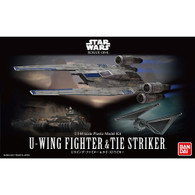 U-Wing Fighter & Tie Striker (Star Wars: Rogue One)