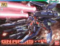 #013 GN Arms Type E + Gundam Exia [Trans-Am] (00 HG)