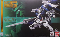 00 Raiser + GN Sword III (Metal Spirits)