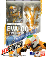Evangelion Unit Zero (Kai) + ESV Shield  (NXEDGE STYLE)