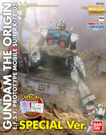 RX-78-02 Gundam {SPECIAL EDITION} [GUNDAM THE ORIGIN Ver.] (MG)