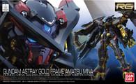 #024 Gundam Astray  Gold Frame Amatsu Mina (RG)