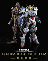 P-BANDAI EXCLUSIVE Gundam Barbatos 6th Form [Iron Blooded Orphans] Hi-Resolution 1/100