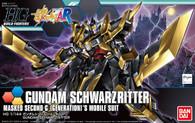 #055 Gundam Schwarzritter (HGBF) **PRE-ORDER**