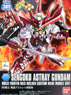 #389 Sengoku Astray Gundam (SD)